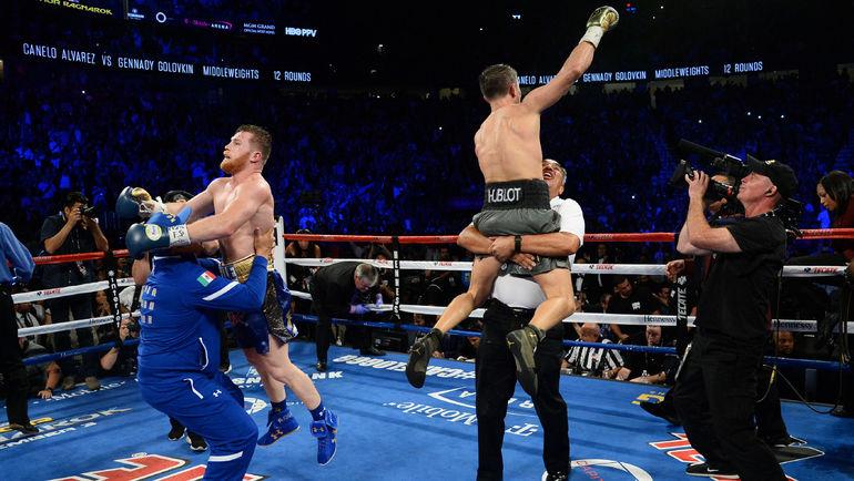 Оба боксера были уверены в своей победе после боя. Фото USA Today