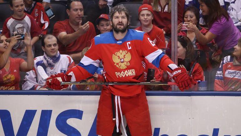 Систему устройства мирового спорта в наше время не может сломать в одиночку даже такая глыба, как Александр ОВЕЧКИН. Фото AFP
