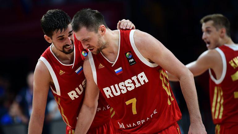 Итоговым четвертым местом сборной России на Евробаскете можно и нужно гордиться. Фото AFP