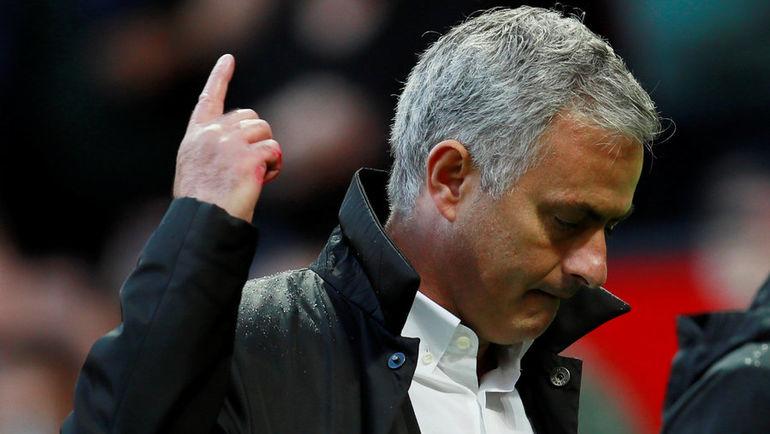 «Манчестер Юнайтед» разгромил «Эвертон»