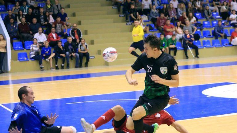 Дебютант розыгрыша нижегородский «Оргхим»  начал путь в высшей лиге с победы.