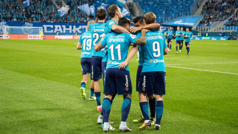 «Спартак» победил «Кубань» вКубке Российской Федерации