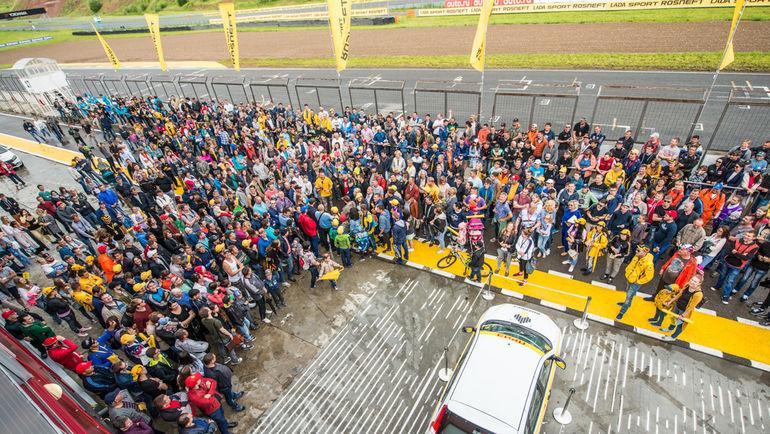 Kazan Ring в ожидании гонок. Фото Пресс-служба СМП РСКГ