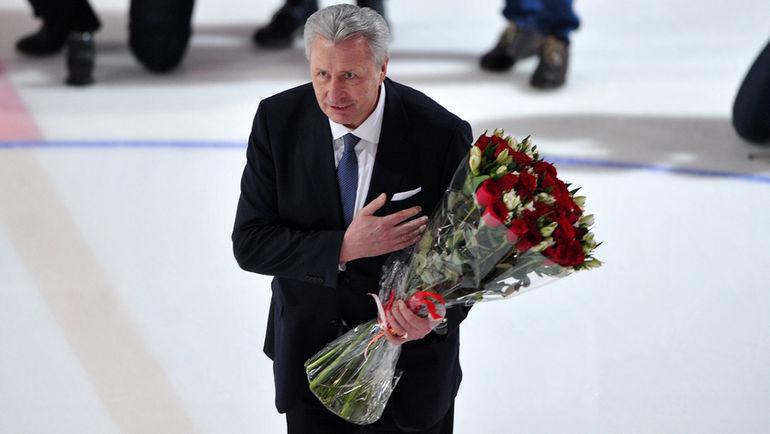 Александр ЯКУШЕВ. Фото Никита УСПЕНСКИЙ