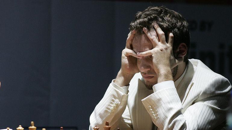 Финалист Кубка мира  Левон АРОНЯН. Фото AFP