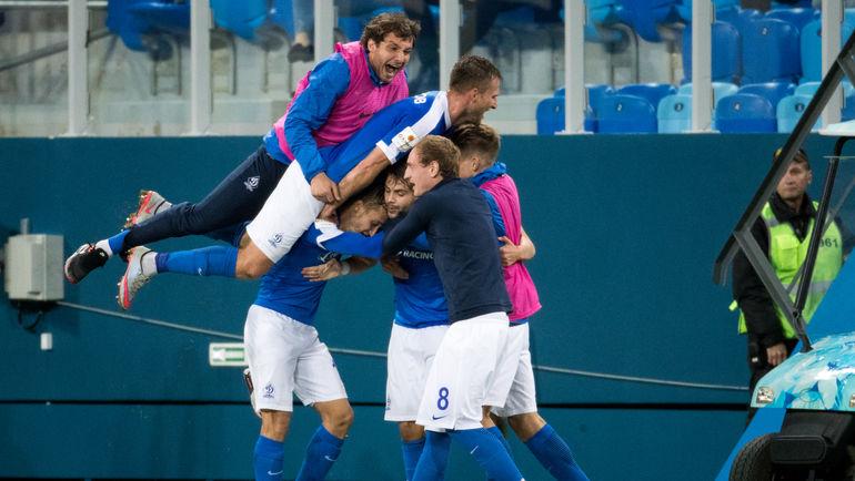 Питерское Динамо выбило Зенит из кубка