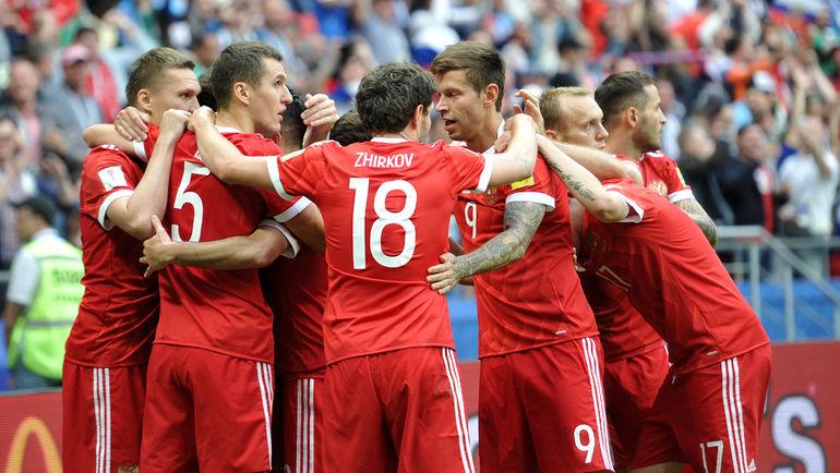 Лига наций. Россия сыграет во втором дивизионе