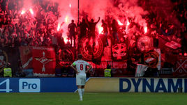 Решение УЕФА: болельщиков