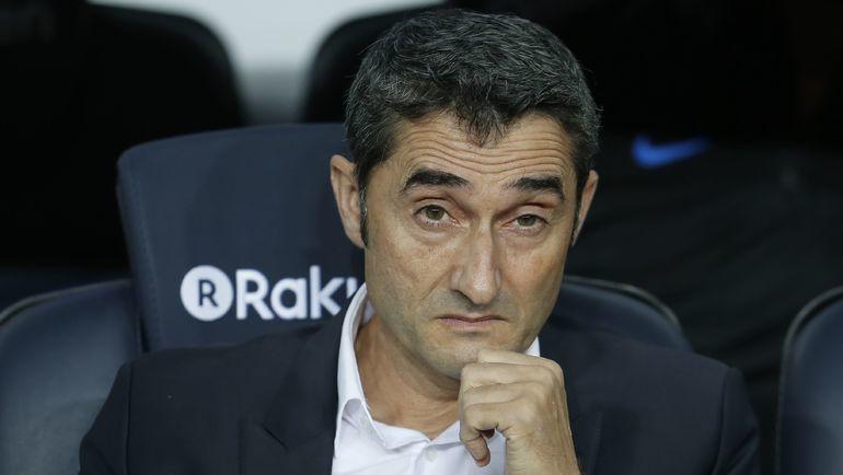 Два автогола помогли «Барселоне» разгромить «Жирону» вматче чемпионата Испании