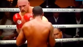 Дортикос преподал Кудряшову урок бокса