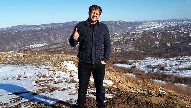 Александр Емельяненко планирует провести следующий поединок кначалу зимы