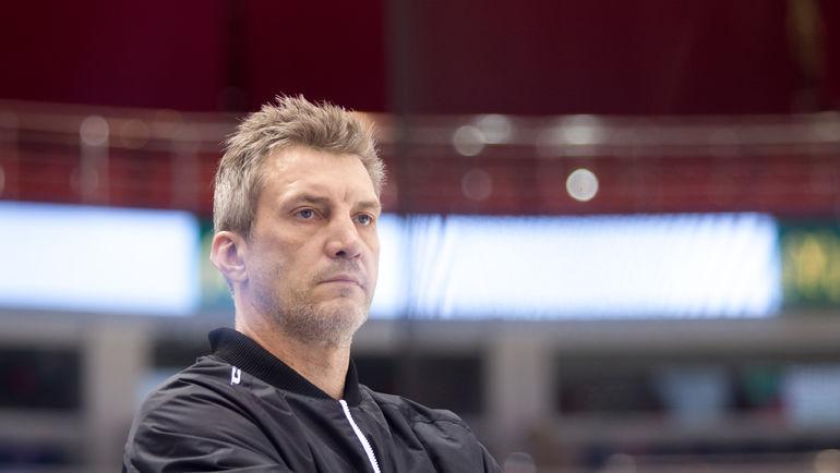 Сандис Озолиньш оставил должность основного тренера рижского «Динамо»