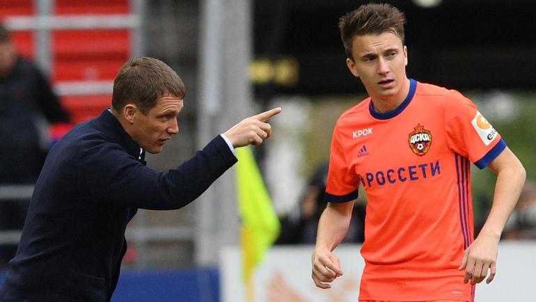 ЦСКА: Дзагоев травмирован ипропустит матч с«Уфой»