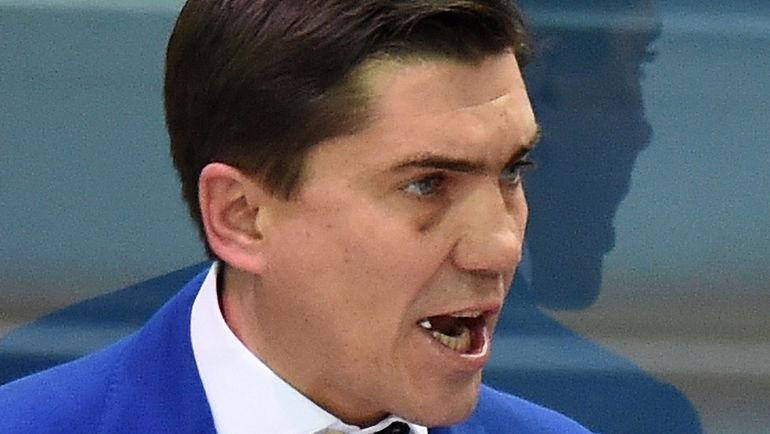 Игорь НИКИТИН. Фото Владимир БЕЗЗУБОВ, photo.khl.ru