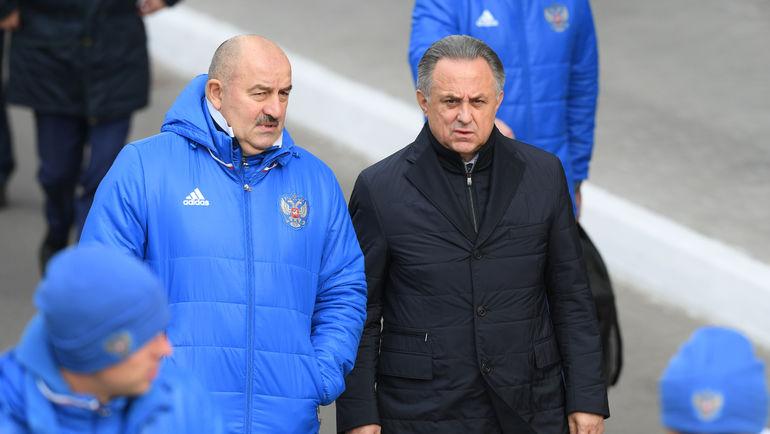 Русский футбол отыскал золотую середину идвижется вперёд— Виталий Мутко