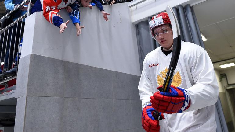 Андрей СВЕТЛАКОВ. Фото photo.khl.ru