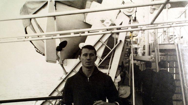 Анатолий КОРШУНОВ. Фото из архива Анатолия КОРШУНОВА