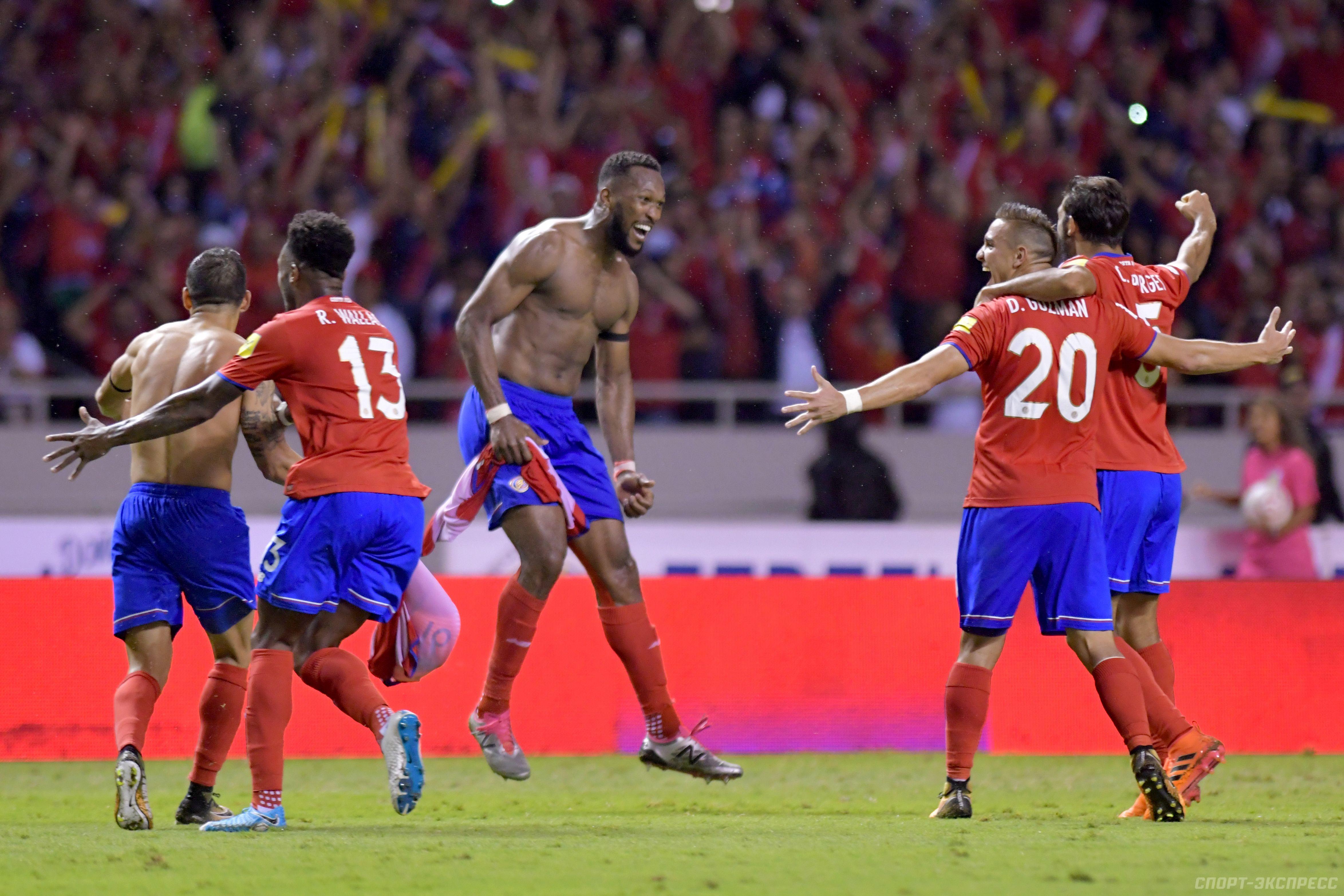 Прогноз на матч США - Коста-Рика 08 июня 2016