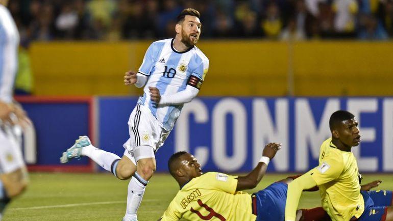 Уругвай футболу аргентина отборочный матч 2018 мира чемпионата по