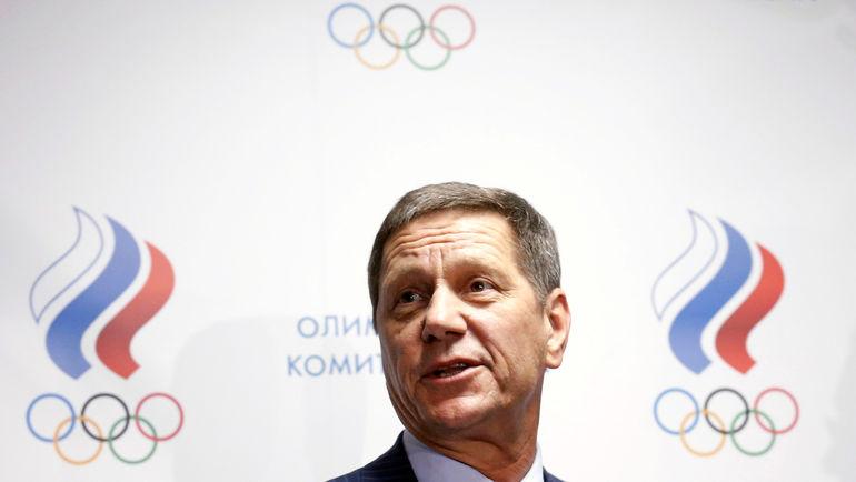 Президент ОКР Александр ЖУКОВ. Фото REUTERS