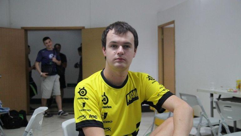 "Александр ""XBOCT"" Дашкевич. Фото cybersport.ru"