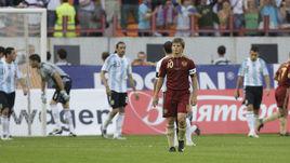 Сборная России сыграет с Аргентиной и Испанией