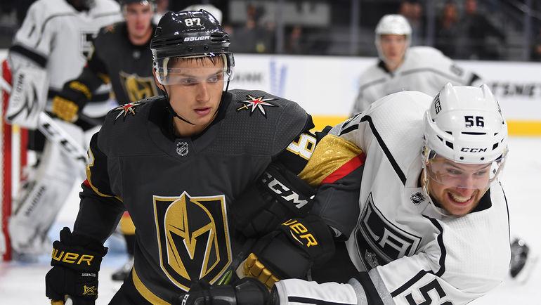 Вадим ШИПАЧЕВ (слева). Фото USA TODAY Sports