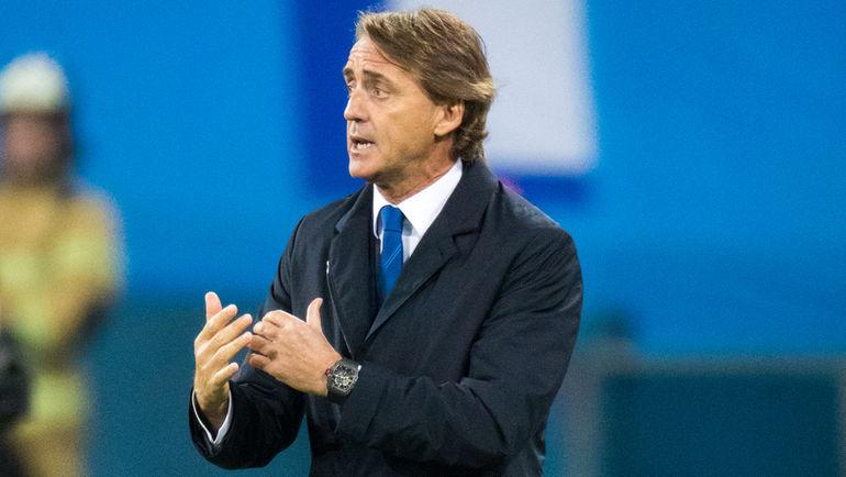 Роберто Манчини опоражении «Зенита»: Нам нехватило времени взломать оборону «Арсенала»