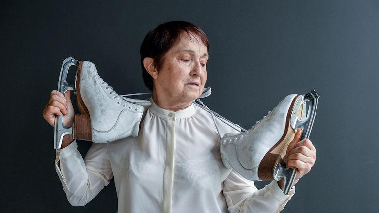 "Тамара МОСКВИНА. Фото Дарья ИСАЕВА, ""СЭ"""