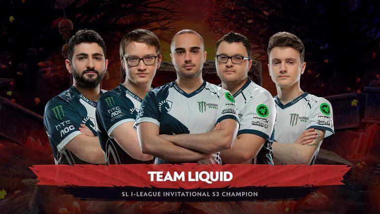 Team Liquid. Фото StarLadder