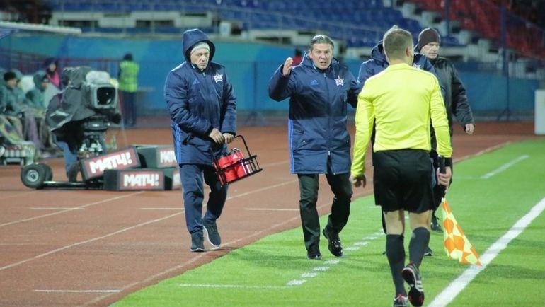 «СКА-Хабаровск» и«Уфа» сыграли вничью, Кротов сделал дубль