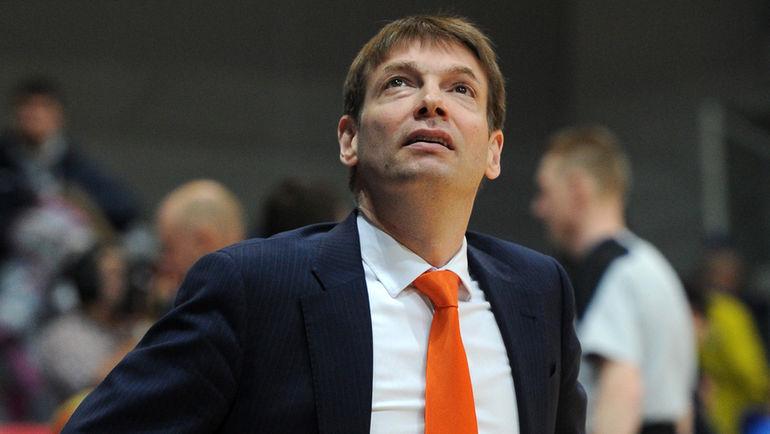 Олаф ЛАНГЕ. Фото Никита УСПЕНСКИЙ