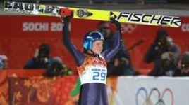 Карина Фогт завоевала первое в истории женское олимпийское золото на трамплине, Аввакумова - 16-я