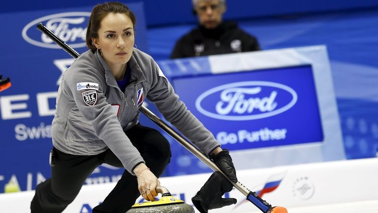 Команда Анны СИДОРОВОЙ точно примет участие в Олимпийских играх. Фото REUTERS