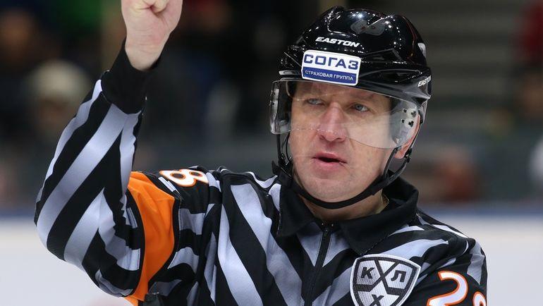 В «Шереметьево» отыскали известного хоккейного судью спробитой головой