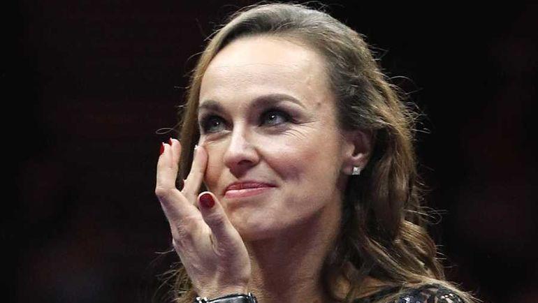 Мартина ХИНГИС завершила карьеру. Фото REUTERS