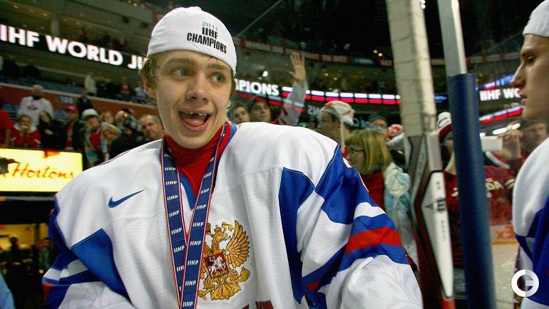 2011 год. Артемий ПАНАРИН - победитель молодежного чемпионата мира.