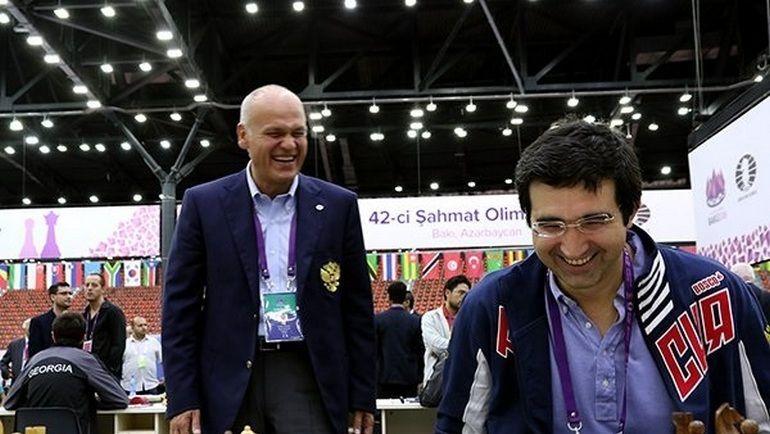Владимир Крамник получил Wild Card натурнир претендентов
