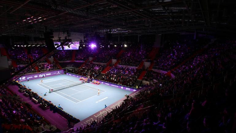 Санкт-Петербург - один из фаворитов в борьбе за право принимать у себя итоговый чемпионат WTA, начиная с 2019 года. Фото wta.formulatx.com