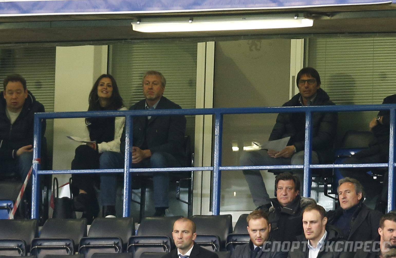 Конте: Абрамович желает знать больше о футболе