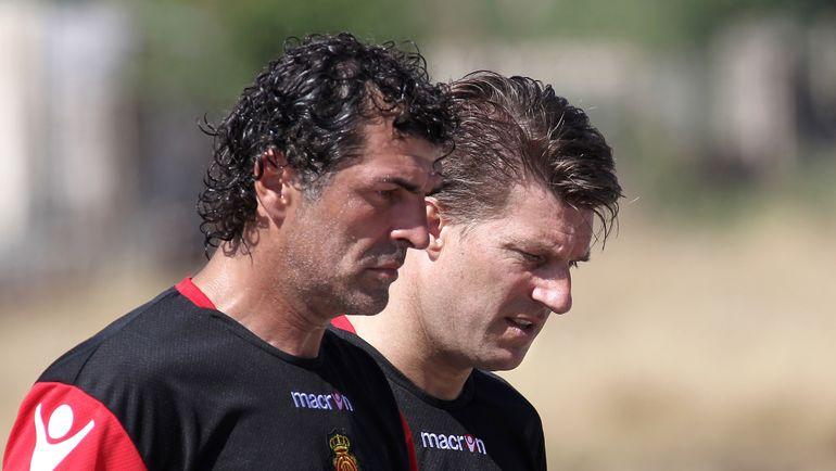 Мигель Анхель НАДАЛЬ (слева). Фото AFP