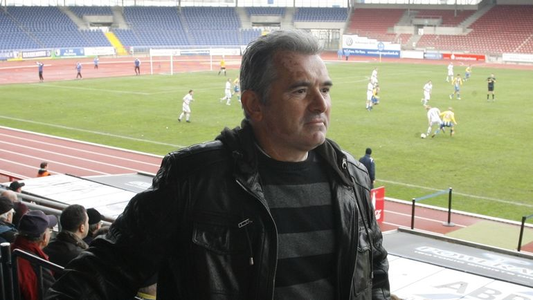 Сергей ФОКИН. Фото Ефим ШАИНСКИЙ