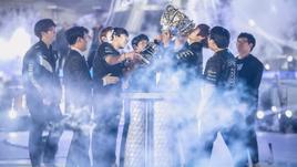 Samsung Galaxy выиграла чемпионат мира по Лиге Легенд