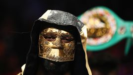Чемпион в маске