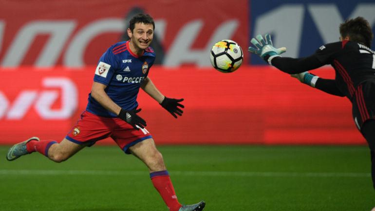 Битва тура: ЦСКА и«Локомотив» поделили очки