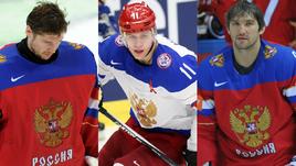 Команда, которая точно не поедет на Олимпиаду. Лучший состав сборной России