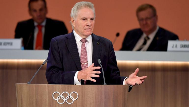 Денис ОСВАЛЬД. Фото AFP