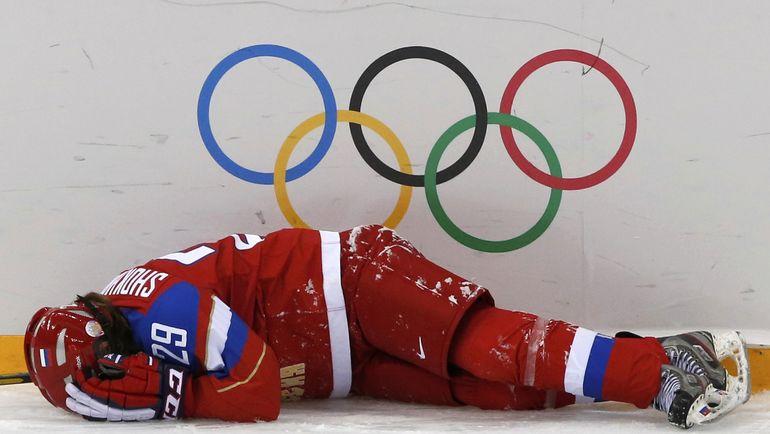Анна ШОХИНА. Фото REUTERS
