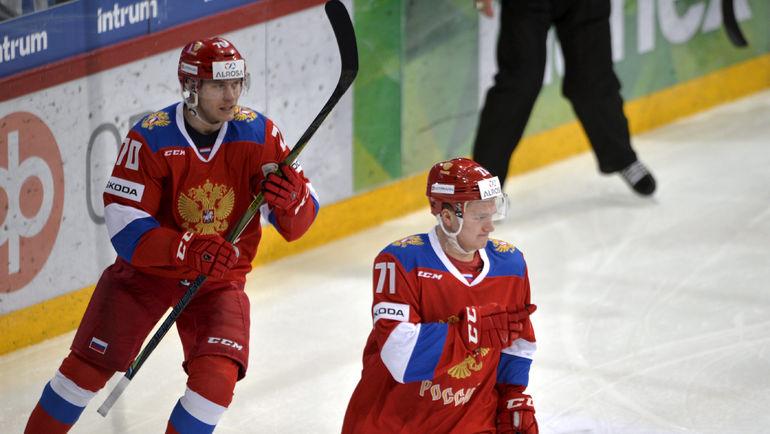 Кирилл КАПРИЗОВ (71). Фото REUTERS