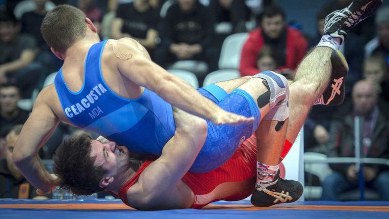 Торнике КВИТАТИАНИ успешно дебютировал в сборной России. Фото Александр ОРЕШНИКОВ